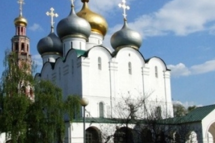Новодевичий некрополь с рассказом о монастыре