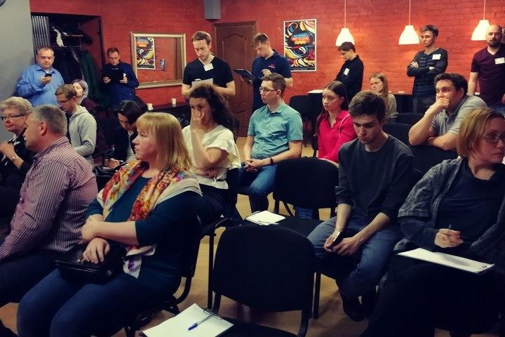 Практикум ментологов в Петербурге