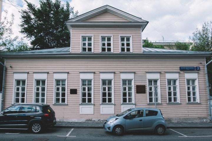 Пешеходная экскурсия «Лермонтов в Москве»