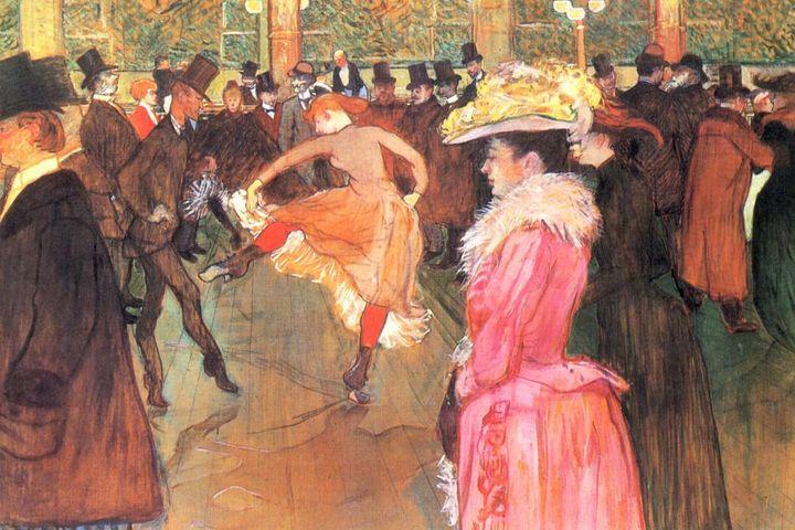 Искусство Франции с конца XIX века до середины XX века