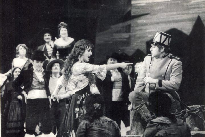 Вальтер Фельзенштейн. Посол немецкого оперного театра в СССР