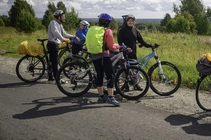 Кант Лекторий: «Карельское Заонежье глазами велотуриста»