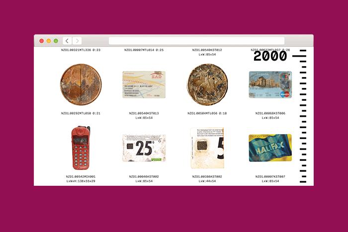 Находка T&P: интерактивный проект о вещах, найденных в реке Амстел
