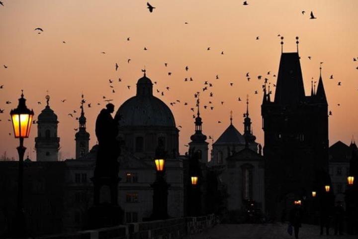 Прага - место силы