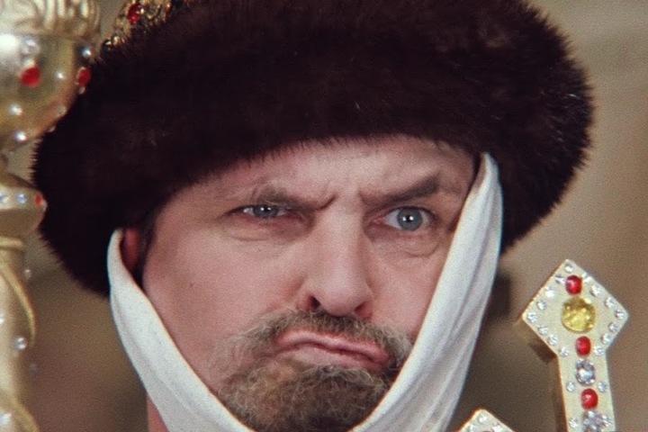 Москва Ивана Грозного