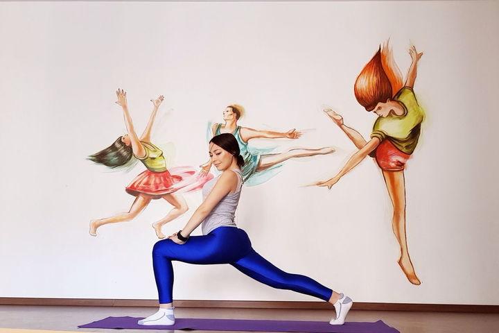 ОхтаYoga:Женская гибкость.Почему стоит заниматься растяжкой и как это сделать эффективно и безопасно