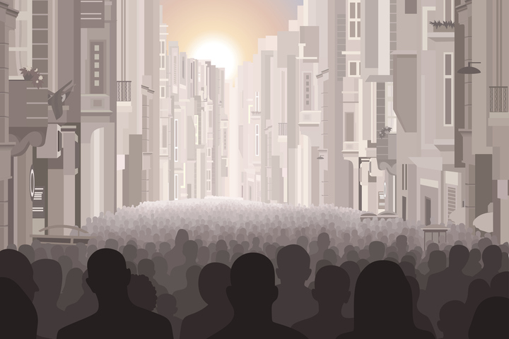 Право на город: разрешение городских конфликтов