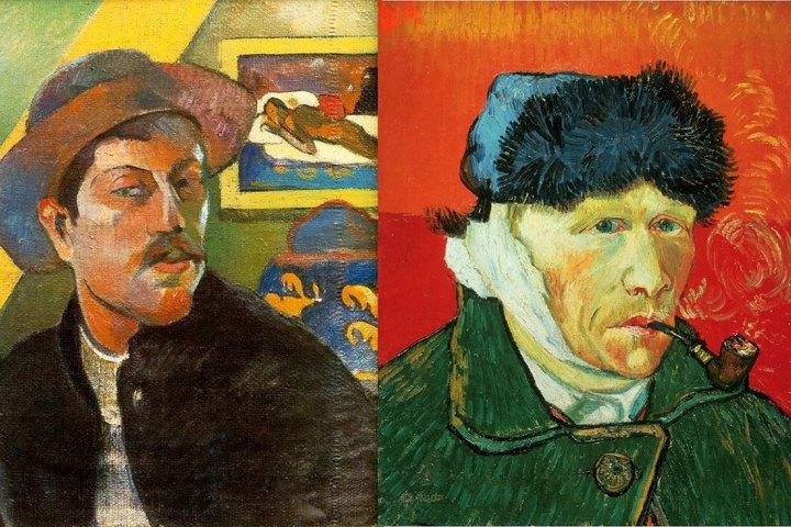 Ван Гог и Гоген: почему дружба закончилась кровью?