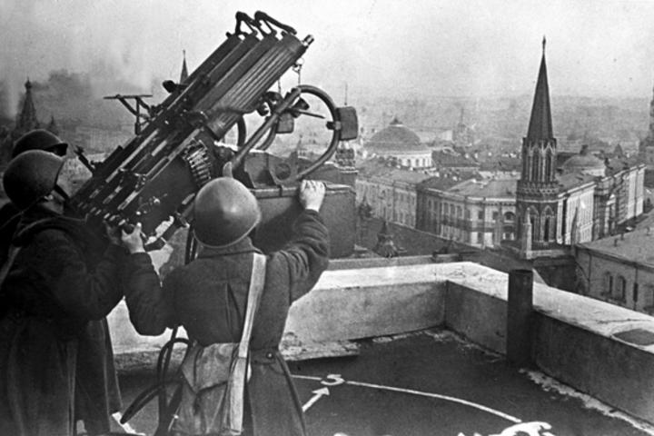 «За нами Москва!» Битва за Москву (30.09.1941 – 20.04.1942)»