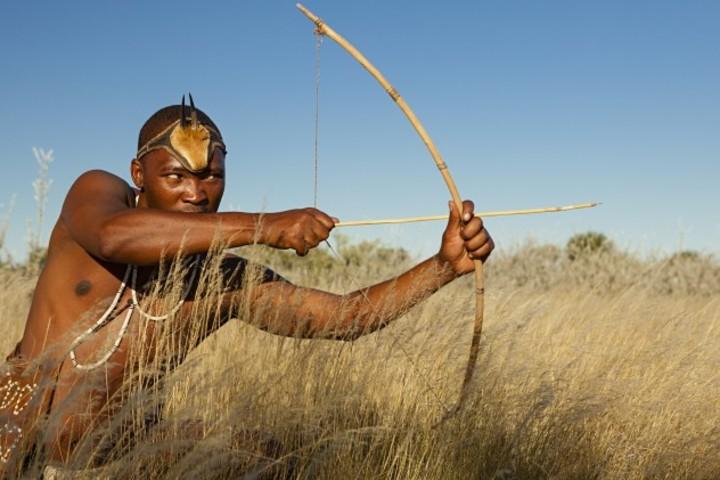 Боги и люди Южной Африки