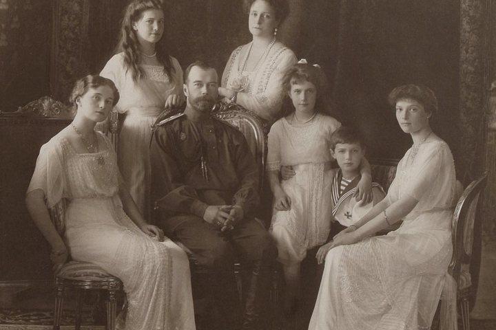 Историческая генетика: захоронение останков царской семьи