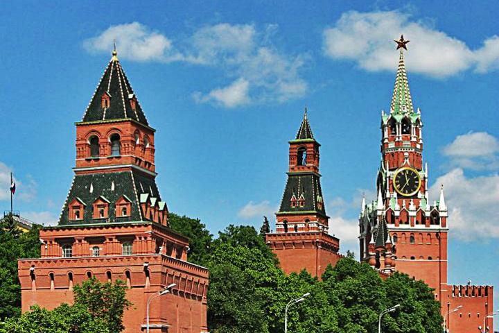 Путешествие вокруг Кремля