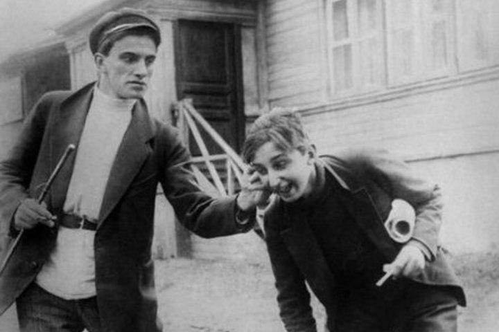 Маяковский и американский кинематограф 1920-х годов