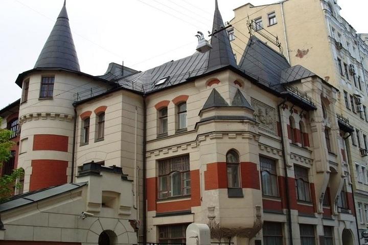 Московский архитектор Федор Шехтель