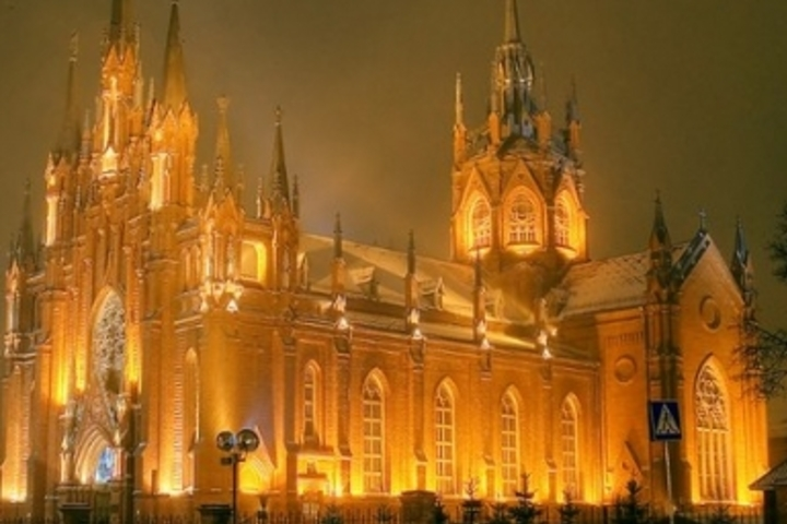 Мировые религии в Москве