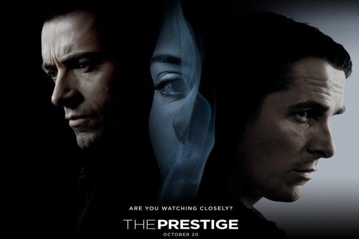 Бесплатный кинопоказ на английском: The Prestige (Престиж)
