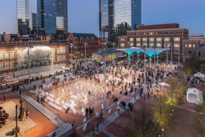 Проектирование общественных пространств: Метод плейсмейкинга
