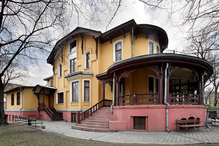 Кекушевский модерн в особняке В. Д. Носова