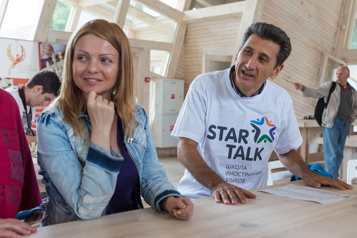 Разговорный мастер-класс по итальянскому от ведущего преподавателя-носителя языка школы Star Talk