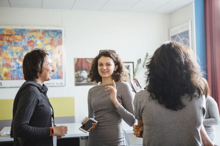 Разговорный мастер-класс по немецкому языку от методиста и ведущего преподавателя школы Star Talk