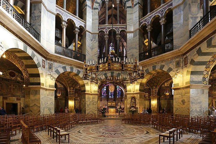 Архитектура раннего средневековья: от поздней античности до 1000 г. н. э