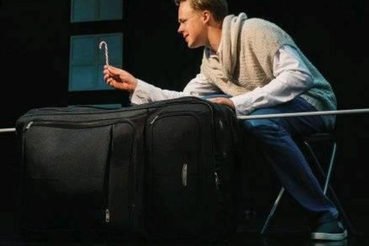 """Моноспектакль """"Во власти женщины"""" в легендарном московском клубе """"Китайский лётчик Джао-Да""""!"""