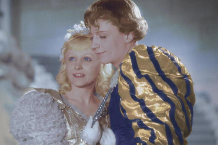 Фильм «Золушка» (1947)