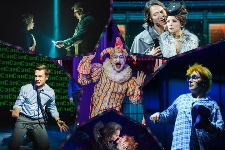 Stage Door – Клуб любителей мюзиклов