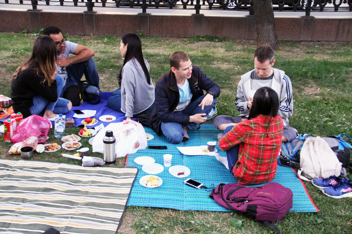English Picnic with LCampus