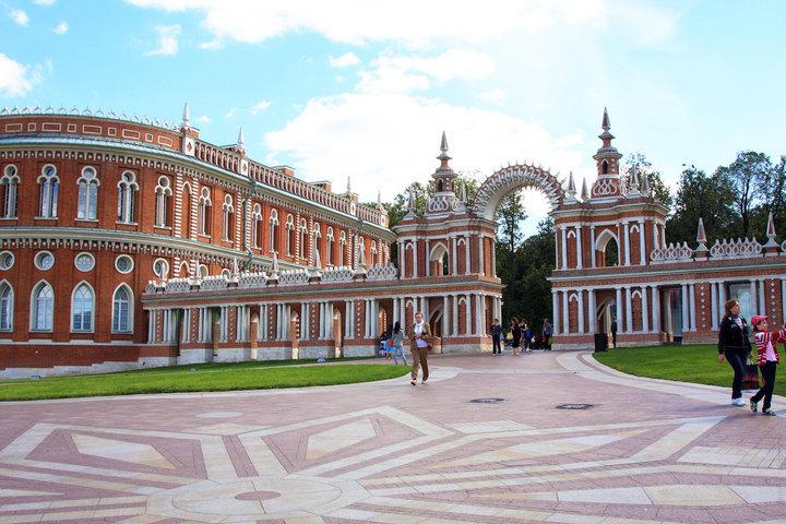 Царицыно. Большой дворец