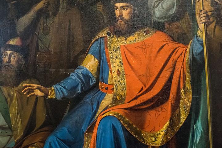 Великие современники: воины на престоле
