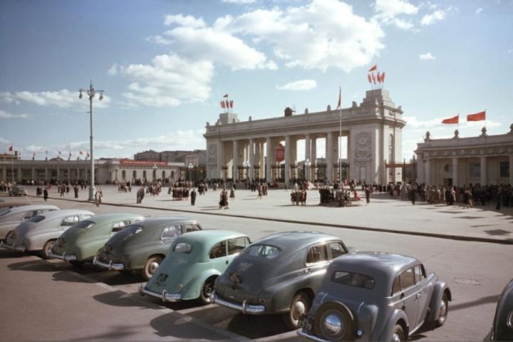 Лекции в день закрытия фестиваля «90 лет Парку Горького»