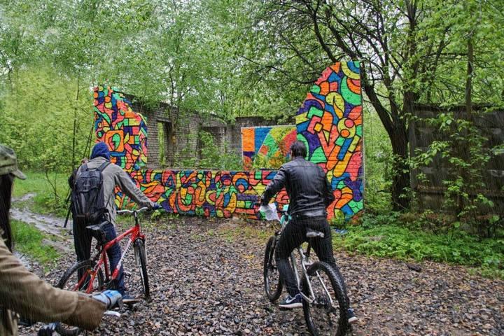 Бесплатная велоэкскурсия «Искусство улиц»