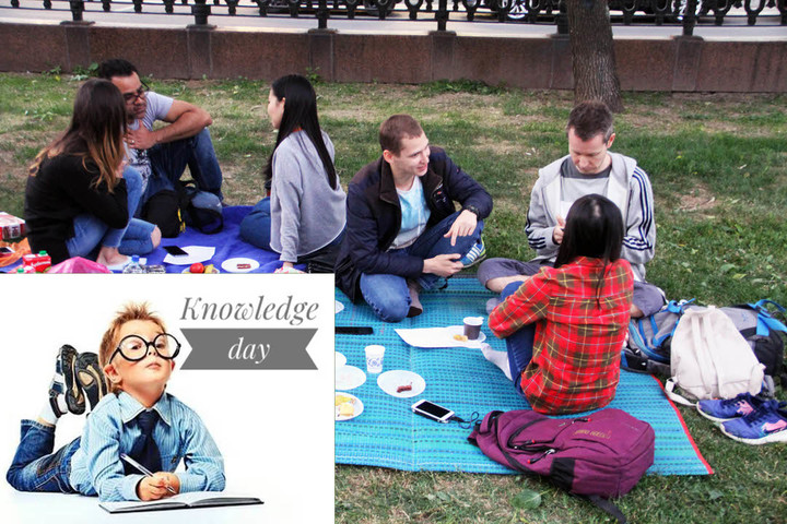 Speed meeting Picnic: Knowledge day