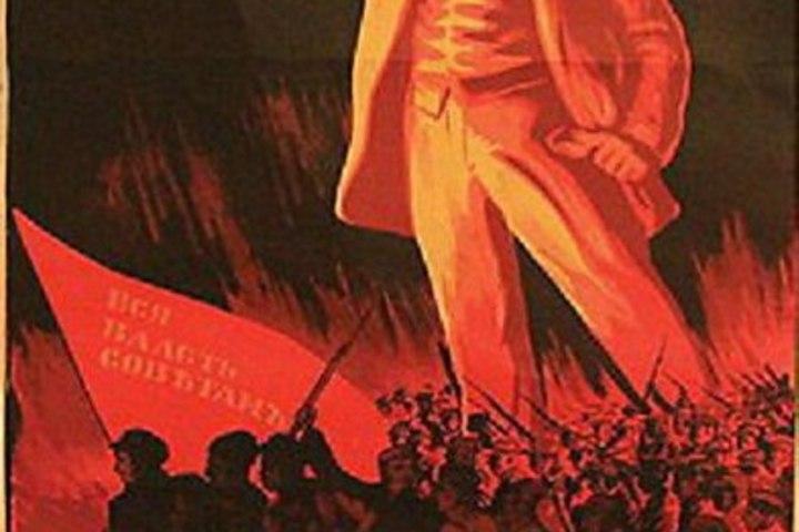 """Михаил Ромм """"Ленин в Октябре"""" (1937 г.)"""