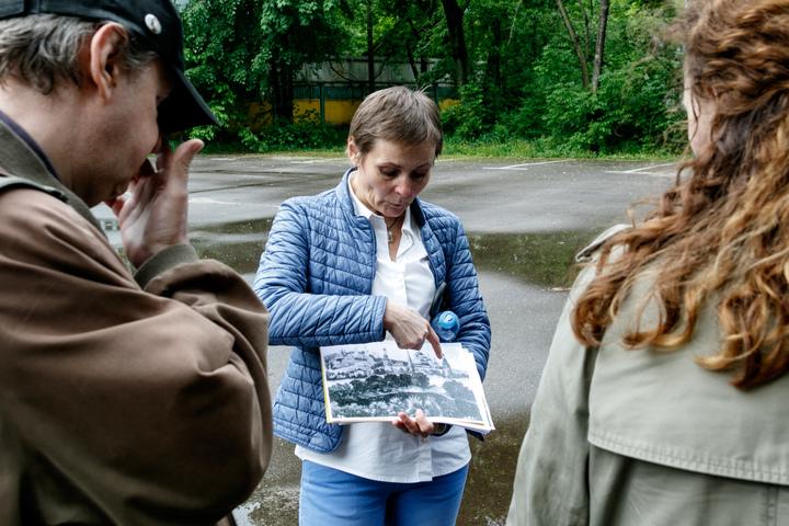 Экскурсия по Даниловскому району