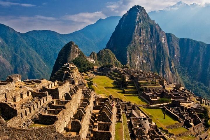 Кант Лекторий: «Тайны Перу и Боливии»