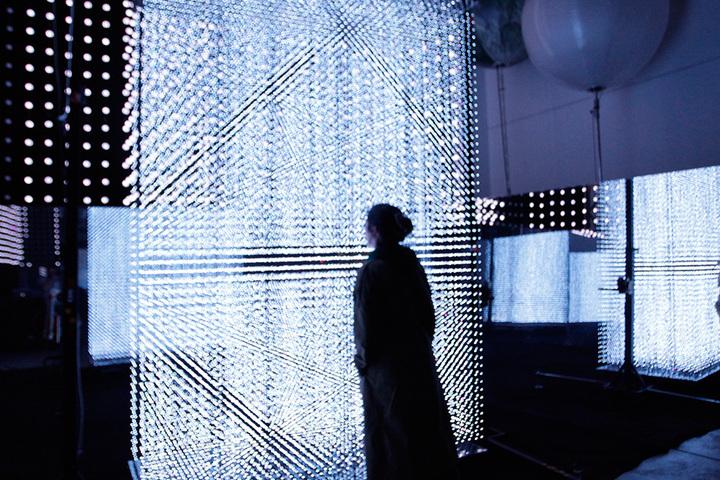 Самый продвинутый 3D светодиодный экран в мире