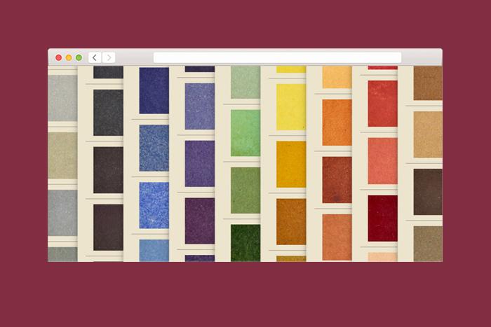 Находка T&P: интерактивный каталог главных цветов в природе