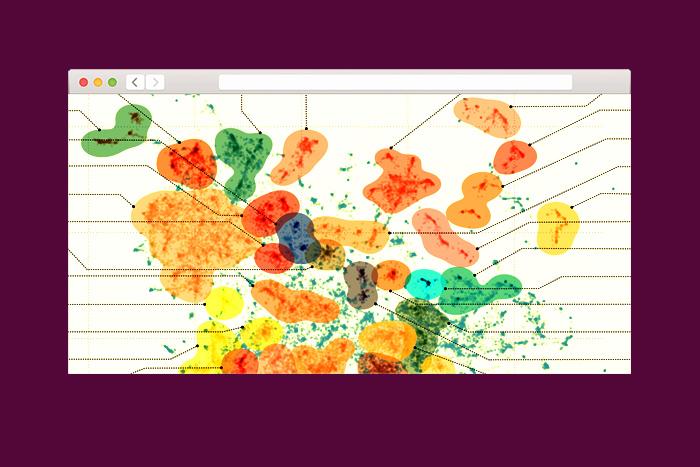 Находка T&P: карта современной философии с 1950 года