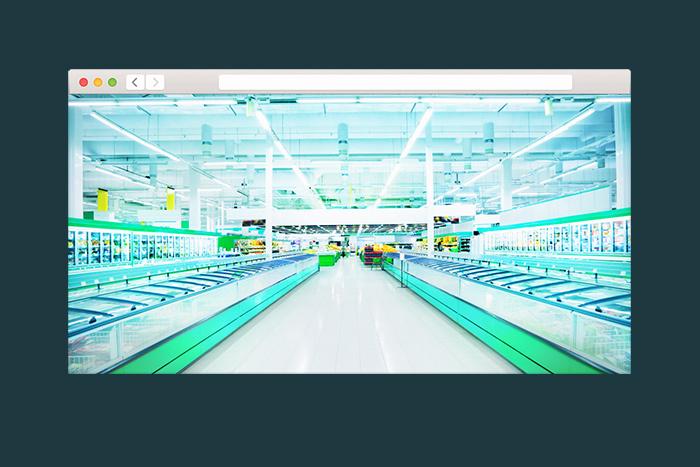 Быстрое чтение: почему мы тратим больше в холодных супермаркетах