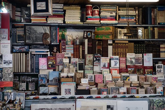 Чтение в движении: как книжные магазины стали сетевыми