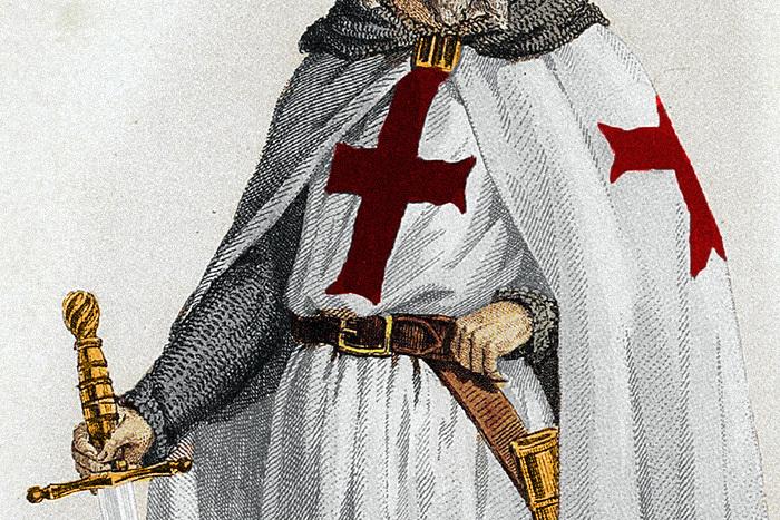 Рыцари в белых одеждах: как монашеский бум XII века способствовал рождению ордена тамплиеров