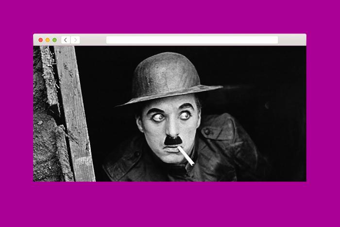 Максимально полный архив материалов о Чарли Чаплине